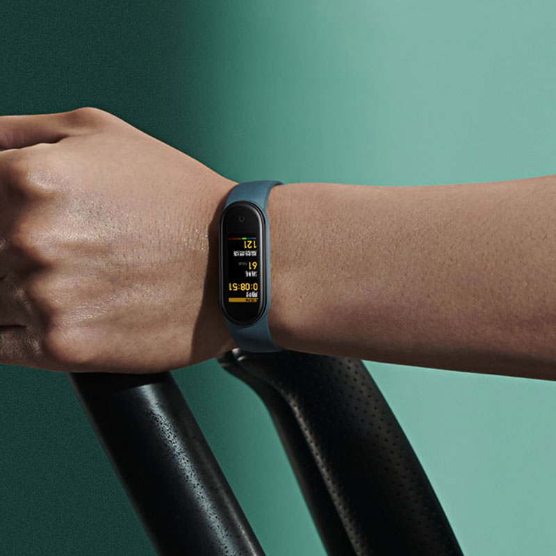 Smart Bracelet with Heart Rate Fitness Tracker