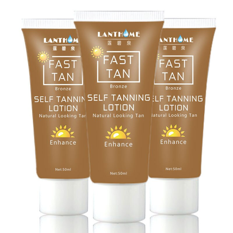 Women's Self Tanning Lotion