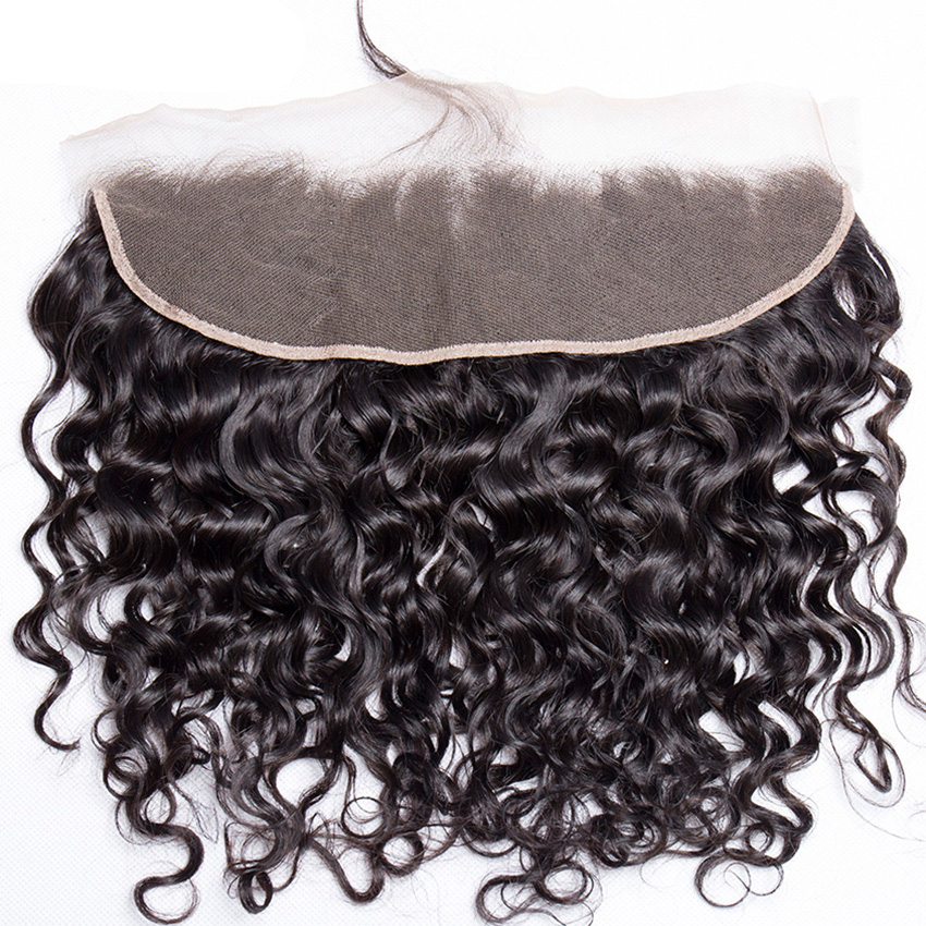 Malaysian Water Wave Lace Frontal Closure