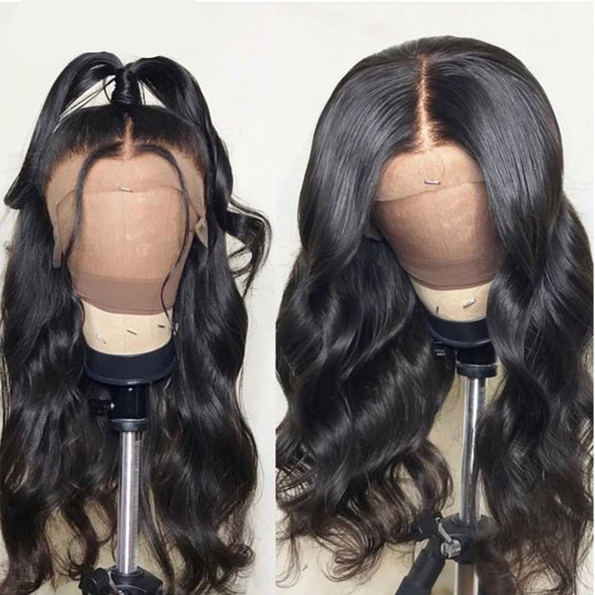 Peruvian Body Wave 360 Lace Frontal Wigs